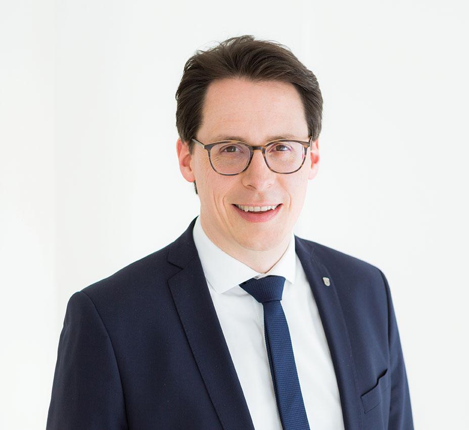 Oberbürgermeister Dr. Christian Moser