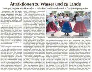 Donau-Anzeiger vom 14.07.2015