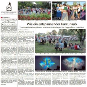 Donau-Anzeiger vom 17.07.2015, Seite 1