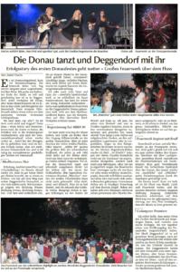 Donau-Anzeiger vom 18.07.2015, Seite 1