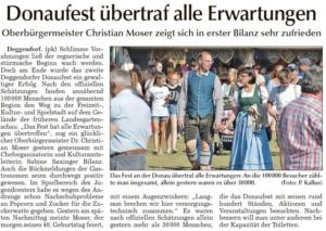 Donau-Anzeiger vom 16.07.2017