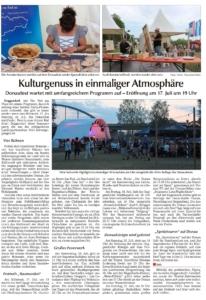 Donau-Anzeiger vom 06.07.2019